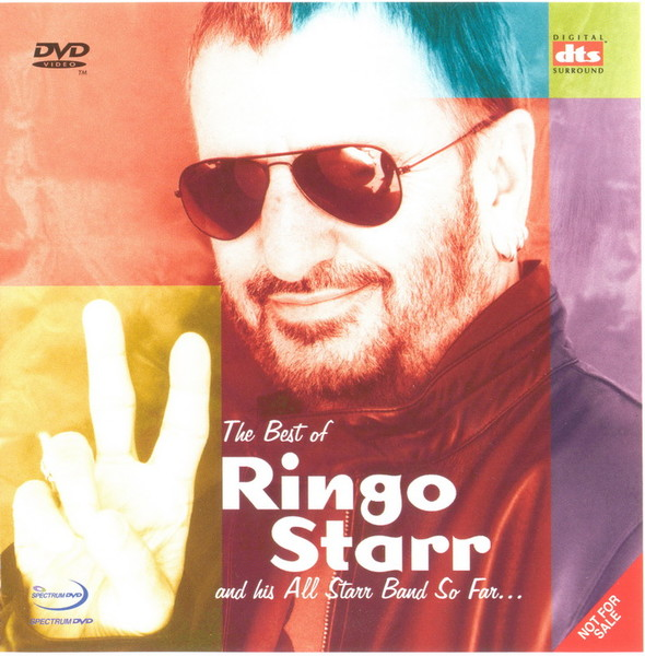 Ringo Starr - 2001 - The Best Of Ringo Starr And His All Starr Band So Far